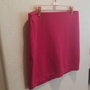 BCBGeneration pink miniskirt